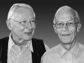<H2> Jørgen Dahlerup and Gert Holbek</H2>