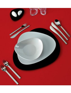 Alessi Colombina 28 piece cutlery set for 6 people