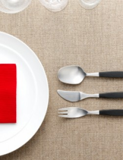 Gense Focus de Luxe 16 piece cutlery set for 4 people