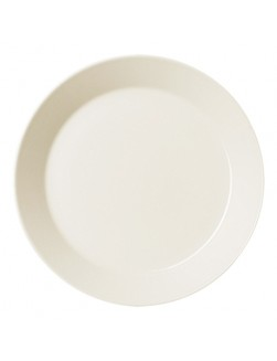 6 Iittala Teema medium 21 cm white plates