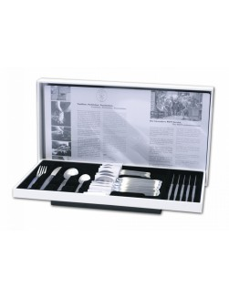 Pott 41 cutlery set 30 pieces for 6 people