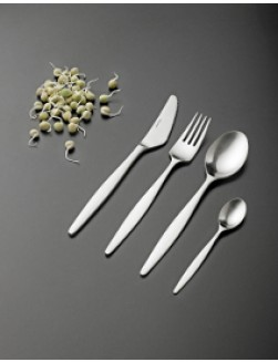 Stelton Aztec 48 piece cutlery set for 12 people
